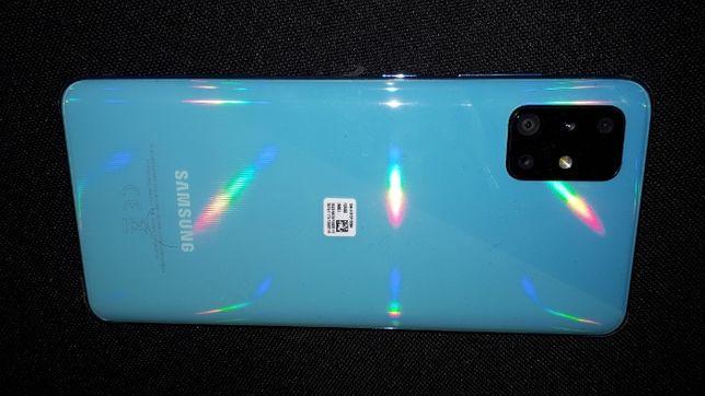samsung a51 4/128GB niebieski