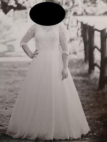 Suknia Ślubna - Księżniczka.