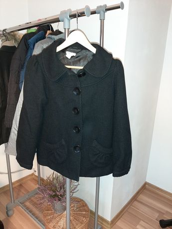 Płaszcz kurtka h&m rozm 164