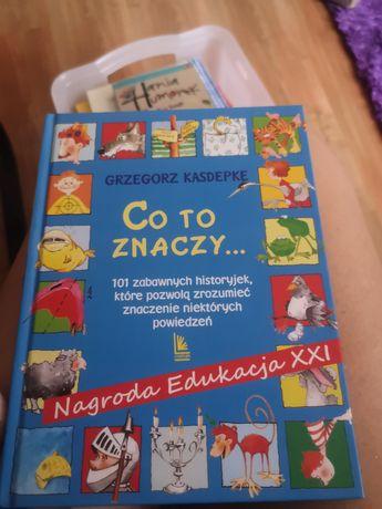 Nowa książka dla dzieci co to znaczy pół ceny