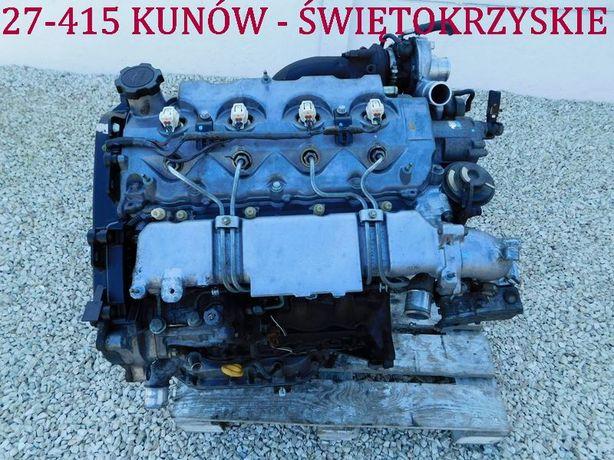Silnik kompletny Toyota Avensis T22 lift 2.0 D D4D 110km pompa wtryski