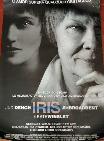 Poster Judi Dench – IRIS (grande formato)