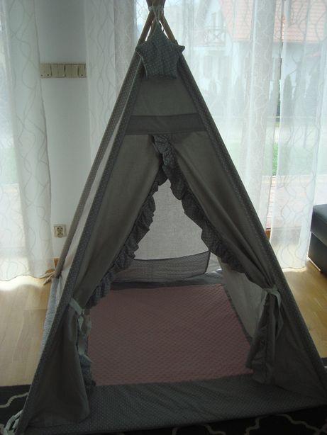 tipi namiot domek dla dziewczynki