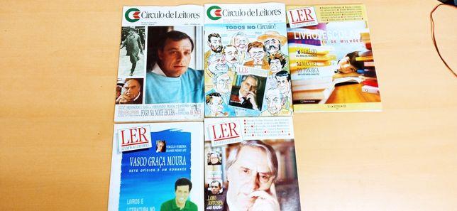 Lote círculo de leitores e ler