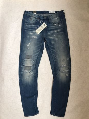G star 3D boyfriend (tommy hilfiger diesel )новые джинсы бойфренд