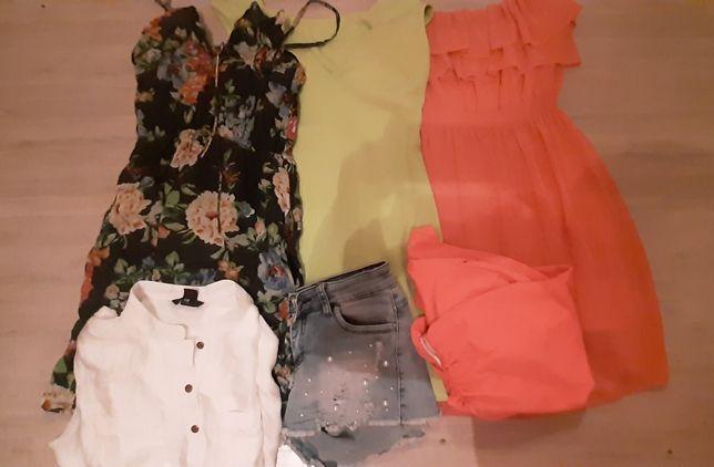 Zestaw ubran damskich