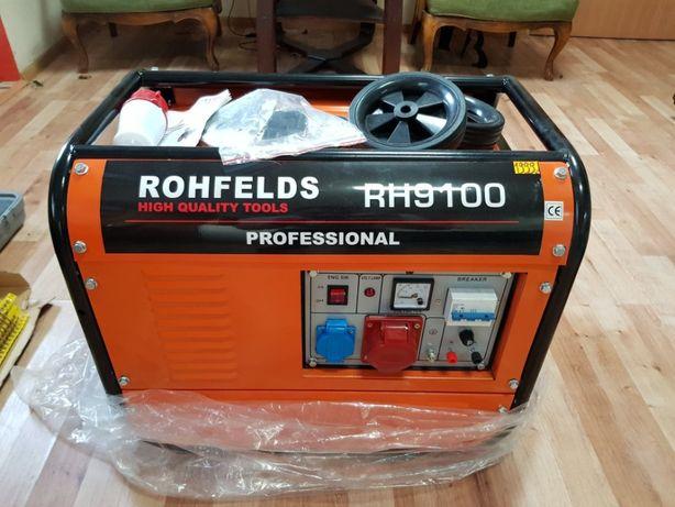 Agregat prądotwórczy Rohfelds RH9100 NOWY!