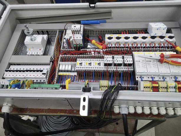 Wykonam kompleksowe instalacje elektryczne