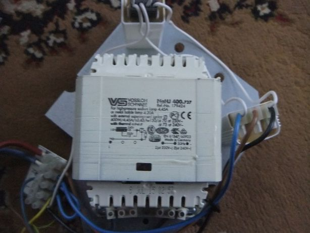 Lampa halogenowa 400 W