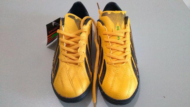 Футзальная обувь подростковая SPORT Adi zero OB-3396-YW