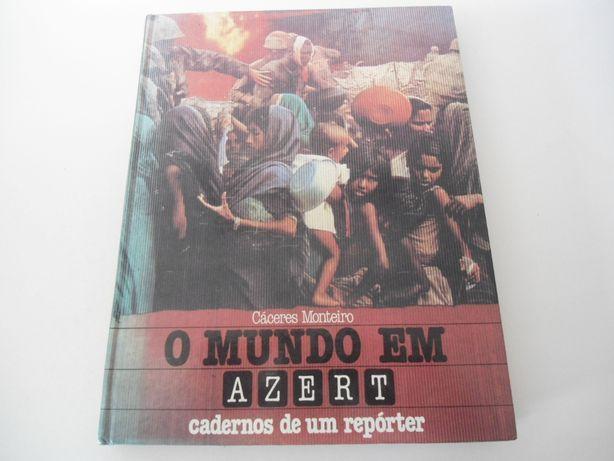 O Mundo em Azert de Cáceres Monteiro