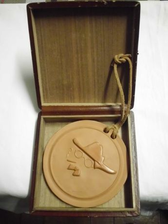 placa artistica em cerâmica - Fernando Pessoa-Partido Galeguista
