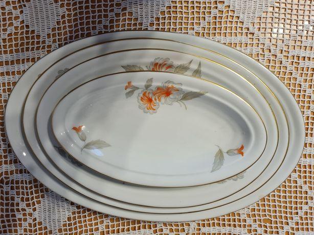 Półmiski obiadowe porcelana Giesche 1929 -1939