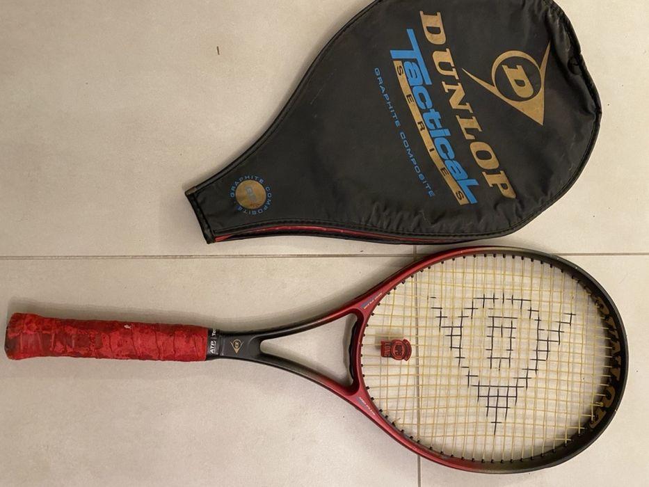 Dunlop rakieta tenisowa Warszawa - image 1