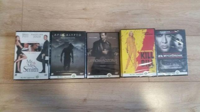 Nowe Filmy DVD po 5 zł za szt.