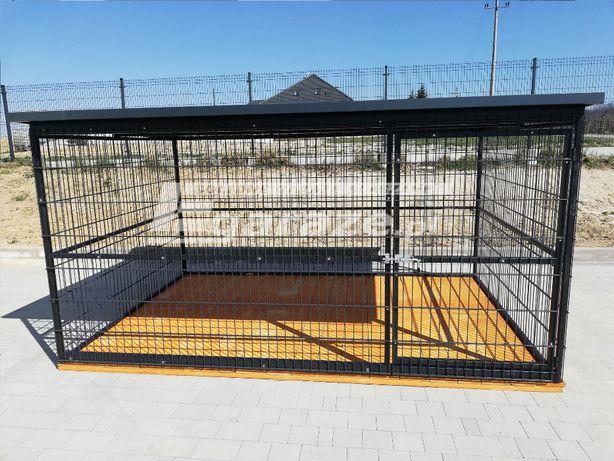PROMOCJA Nowa Konstrukcja, kojec dla psa, boksy, klatki PRODUCENT