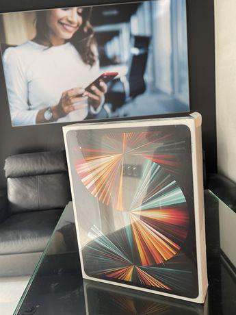 Apple Ipad Pro 12.9 M1  128gb Wifi 2021 silver Master PL ogrodowa 9