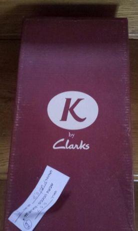 Clarks c Израиля туфли 41р балетки макасины босоножки обувь 37-37.5р