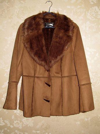 Новая дубленка Bonprix, женская демисезонная куртка, размер 50