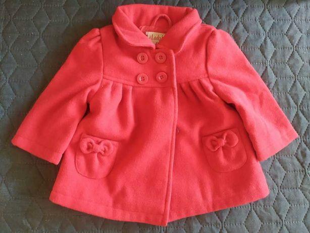 Płaszcz niemowlęcy 62-68