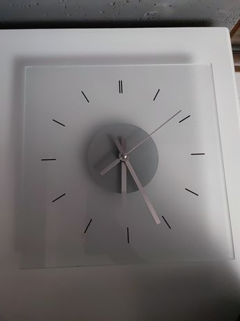 Zegar ścienny Ikea