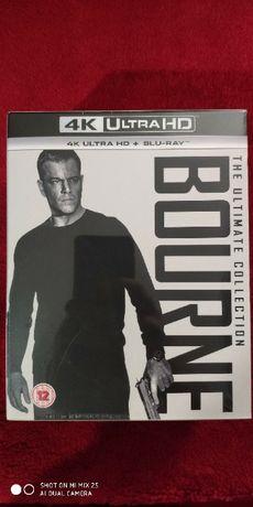 Bourne The ultimate Collection 4K PL Zestaw filmów
