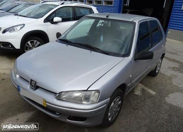 Peugeot 106 1.5D de 1997 disponível para peças