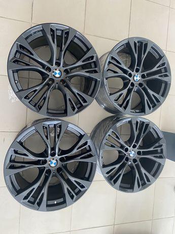 BMW диски 599M стиль r21 разноширокие