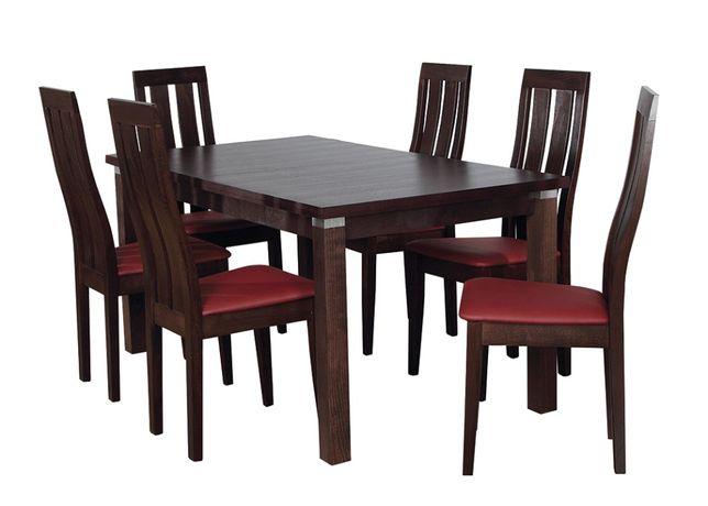 Zestaw stół+krzesła 6 sztuk SUPER CENA OKAZJA