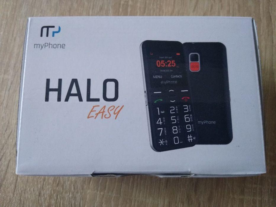 Nowy My Phone Halo Easy. Gwarancja Szczytno - image 1
