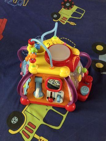 Интерактивная игрушка Huile Toys Маленькая вселенная