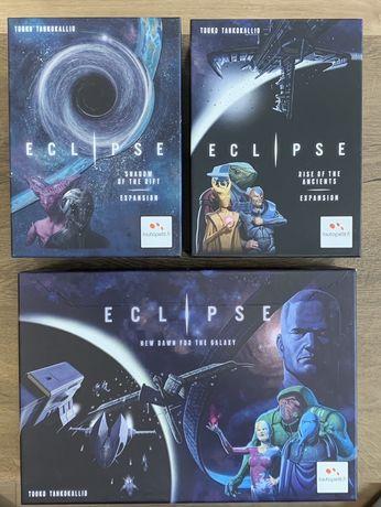 ECLIPSE 1 ED gra planszowa gry planszowe wymienie zamienie wymiana