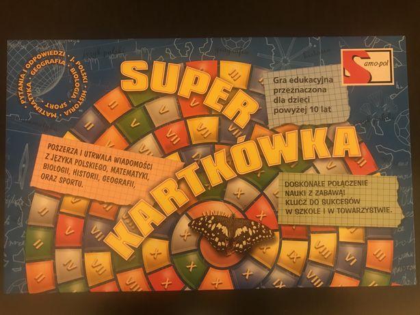 Gra planszowa Kartkówka +słownik gratis