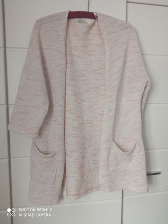 Narzutka sweterek