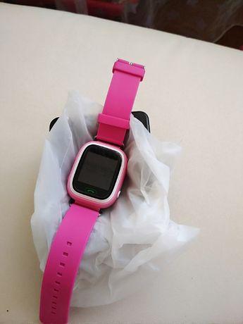 Детские умные GPS часы Smart Baby Watch Q100