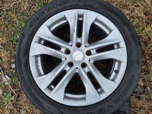 Mercedes E W212 Felga Aluminiowa 8jx17H2 ET48