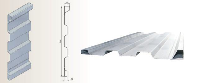 Panel burtowy burta wysokość 80 cm gr 2,5 mm SAM ZRÓB BURTE