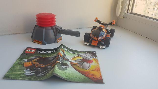 Lego 7971 Racers(лего, гонки, злодей)