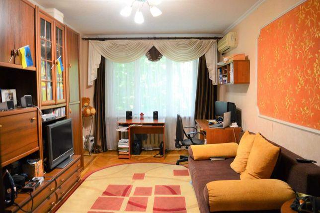 СРОЧНО! 3-комнатная квартира. ЕСТЬ РЕМОНТ! КЛАДОВКА в ПОДАРОК! 63 м2.