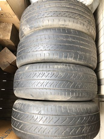 Резина Excellence 225/55 R17 Goodyear