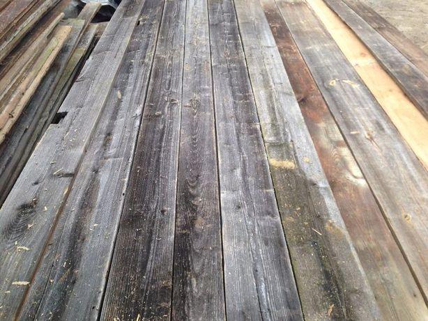 Skup desek-wymiana starych desek na nowe za darmo, stodoła