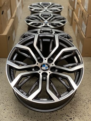 Диски новие R19/5/120 BMW X5 E53 E70 F15 X6 Е71 Е72 в Наличии БМВ