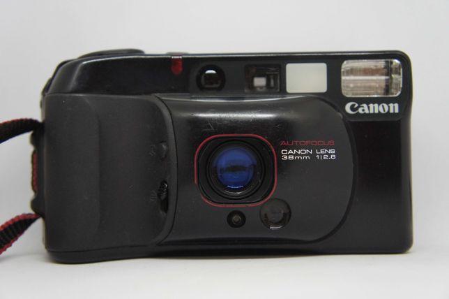 Canon Top shot 38mm 1:2.8 (как mju, contax)