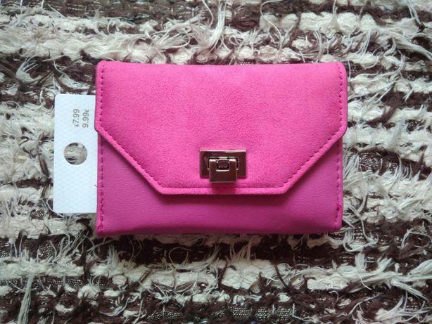 Nowy portfel z metką New Look