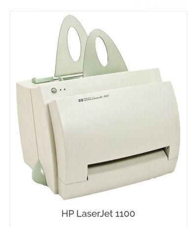 Продам лазерный принтер HP Laserjet1100