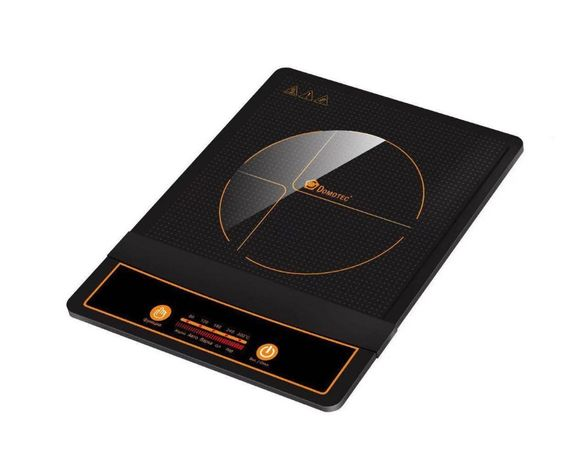 Новая плита индукционная Domotec / 2000Вт печь электроплита електрична