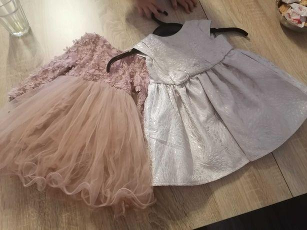 Sukienki  rozmiar 86