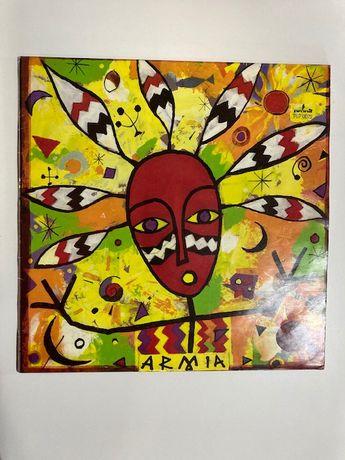 Płyta winylowa zespołu ARMIA 1987r