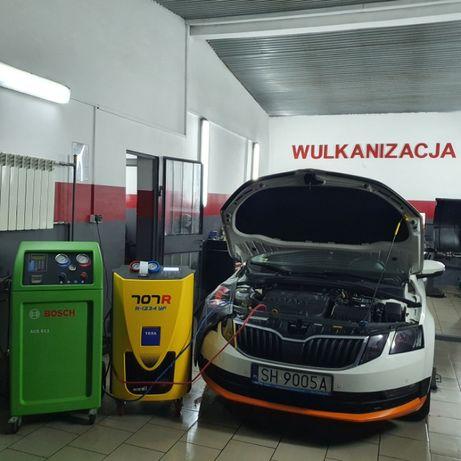 Serwis Klimatyzacji Samochodowej Radzanowo Klimatyzacja