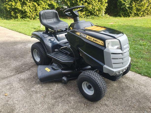 Traktorek wyrzut boczny STIGA Castel Garden 14KM hydro POLECAM *MIELEC